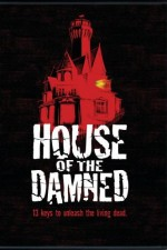Jaquette House of the Damned