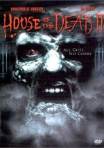 Jaquette House of the Dead 2