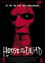 Jaquette House of the Dead