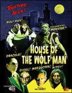 Jaquette House of the Wolfman