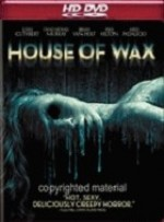Jaquette House of Wax