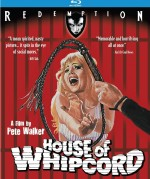Jaquette House of Whipcord
