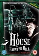 Jaquette House On Haunted Hill