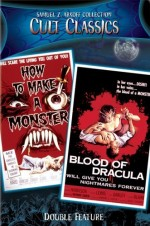 Jaquette How to Make a Monster / Blood of Dracula