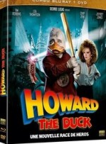 Jaquette Howard the Duck (Combo Blu-ray + DVD)