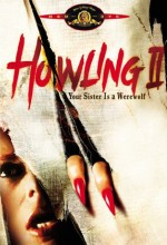 Jaquette Howling 2 Your Sister Is A Werewolf