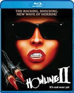 Jaquette Howling II: Your Sister Is A Werewolf