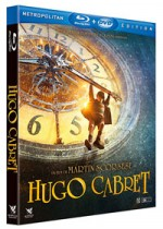 Jaquette Hugo Cabret (Blu-ray + DVD)
