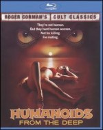 Jaquette Humanoids from the Deep (Roger Corman Cult Collection)