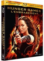 Jaquette Hunger Games 2 : L'embrasement