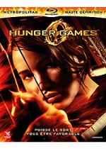 Jaquette Hunger Games (Edition Collector)