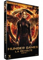 Jaquette Hunger Games - La R�volte : Partie 1  (�dition Collector Num�rot�e Blu-ray + DVD)