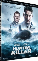 Jaquette Hunter Killer
