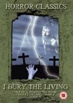 Jaquette I Bury The Living