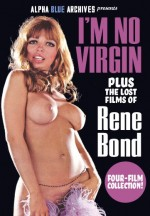 Jaquette I'm No Virgin - Plus The Lost Films Of Rene Bond