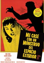 Jaquette I Married a Monster From Outer Space EPUISE/OUT OF PRINT