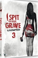 Jaquette I Spit on Your Grave 3 - Mein ist die Rache (Blu-Ray+DVD) (2Discs) - Cover B