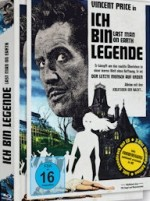 Jaquette Ich bin Legend - The Last Man on Earth (Blu-Ray+DVD+CD)