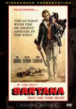 Jaquette If you meet Sartana pray for your death EPUISE/OUT OF PRINT