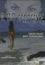 Jaquette Il Dio Serpente EPUISE/OUT OF PRINT