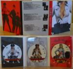 Jaquette ILSA (DVD BOXSET) EPUISE/OUT OF PRINT