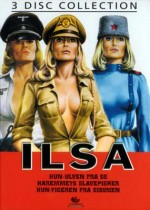 Jaquette Ilsa Dvd Collection