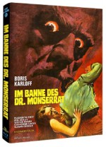 Jaquette Im Banne Des Dr. Monserrat - Cover C