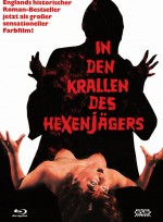 Jaquette In den Krallen des Satans (2-Disc Limited Edt. Cover A)