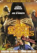 Jaquette In der Gewalt der Zombies EPUISE/OUT OF PRINT