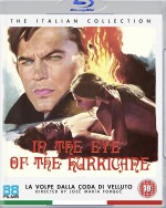 Jaquette In the Eye of the Hurricane (bluray)
