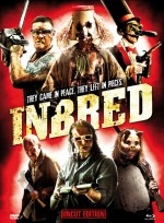Jaquette Inbred (Bluray + DVD Limited Uncut Edition Cover A)