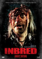 Jaquette Inbred (Bluray + DVD Limited Uncut Edition Cover C)