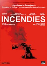 Jaquette Incendies