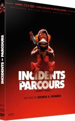 Jaquette Incidents de parcours - COMBO DVD + BLU-RAY + LIVRET