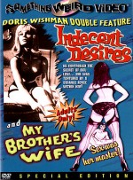Jaquette Indecent Desires/My Brother's Wife