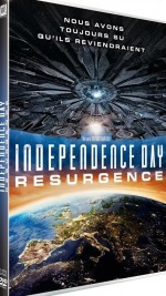 Jaquette Independence Day : Resurgence