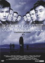 Jaquette Infernal Affairs 2