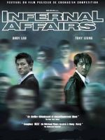 Jaquette INFERNAL AFFAIRS