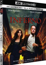 Jaquette Inferno [Blu-ray + Copie digitale - Édition boîtier SteelBook]