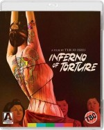 Jaquette Inferno of Torture