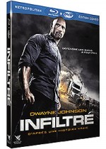 Jaquette Infiltr� (Combo Blu-ray + DVD)