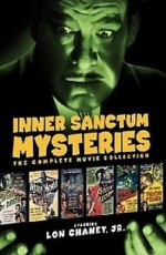 Jaquette Inner Sanctum Mysteries: The Complete Movie Collection EPUISE/OUT OF PRINT