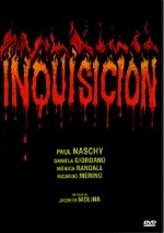 Jaquette Inquisicion EPUISE/OUT OF PRINT