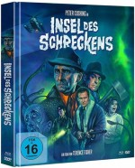 Jaquette Insel des Schreckens (DVD + BLURAY) - Cover A