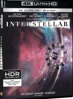 Jaquette Interstellar [4K Ultra HD + Blu-ray]