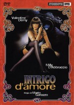 Jaquette Intrigo d'Amore EPUISE/OUT OF PRINT