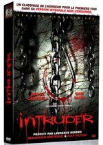 Jaquette Intruder (�dition remasteris�e)