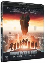 Jaquette Invaders