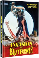 Jaquette Invasion der Blutfarmer (Blu-Ray+DVD) - Cover A
