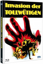 Jaquette Invasion der Blutfarmer (Blu-Ray+DVD) - Cover B